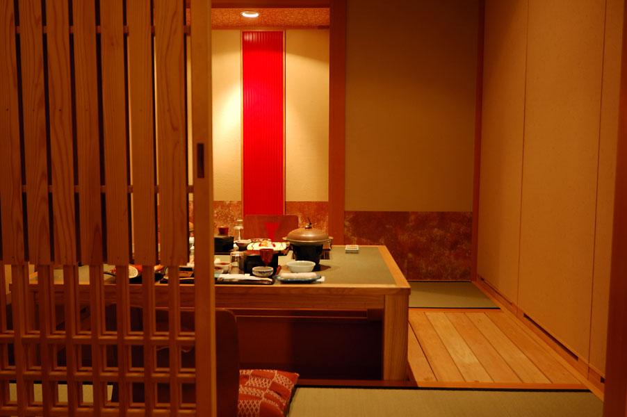 レストラン 個室