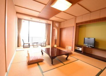 モダンデザイン客室の一例